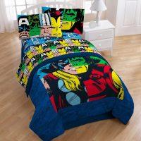 Marvel Heroes Twin Comforter