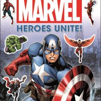 Marvel Heroes Unite! Ultimate Sticker Collection Book