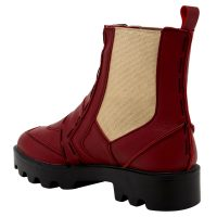 Marvel Iron Man Womens Boots