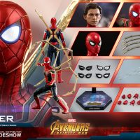 Marvel Iron Spider Avengers Figure