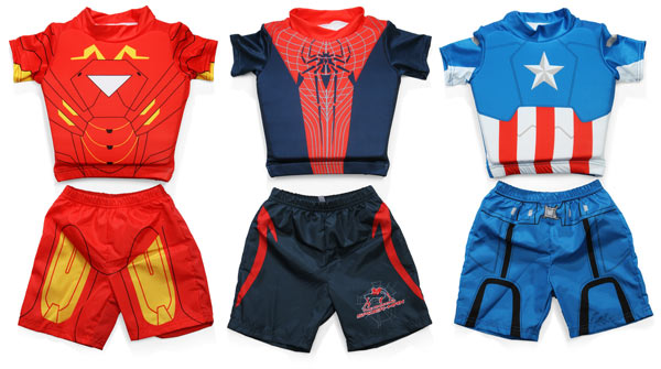 Marvel Kids Swimsuits