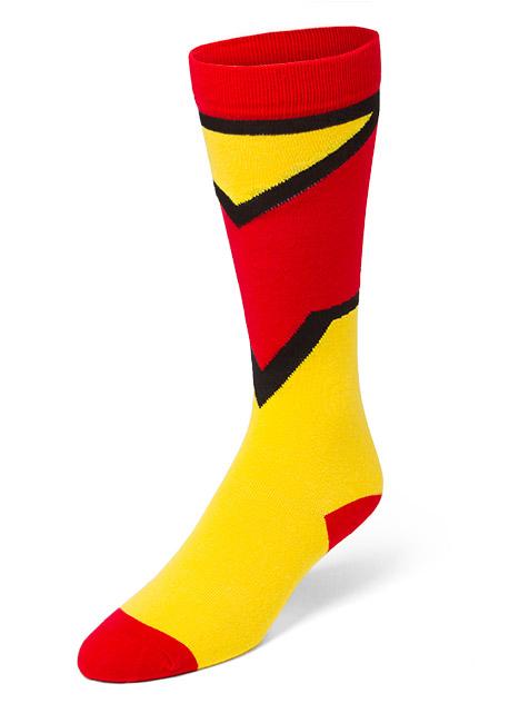 763ed700f Marvel Ladies Character Boots Knee High Socks