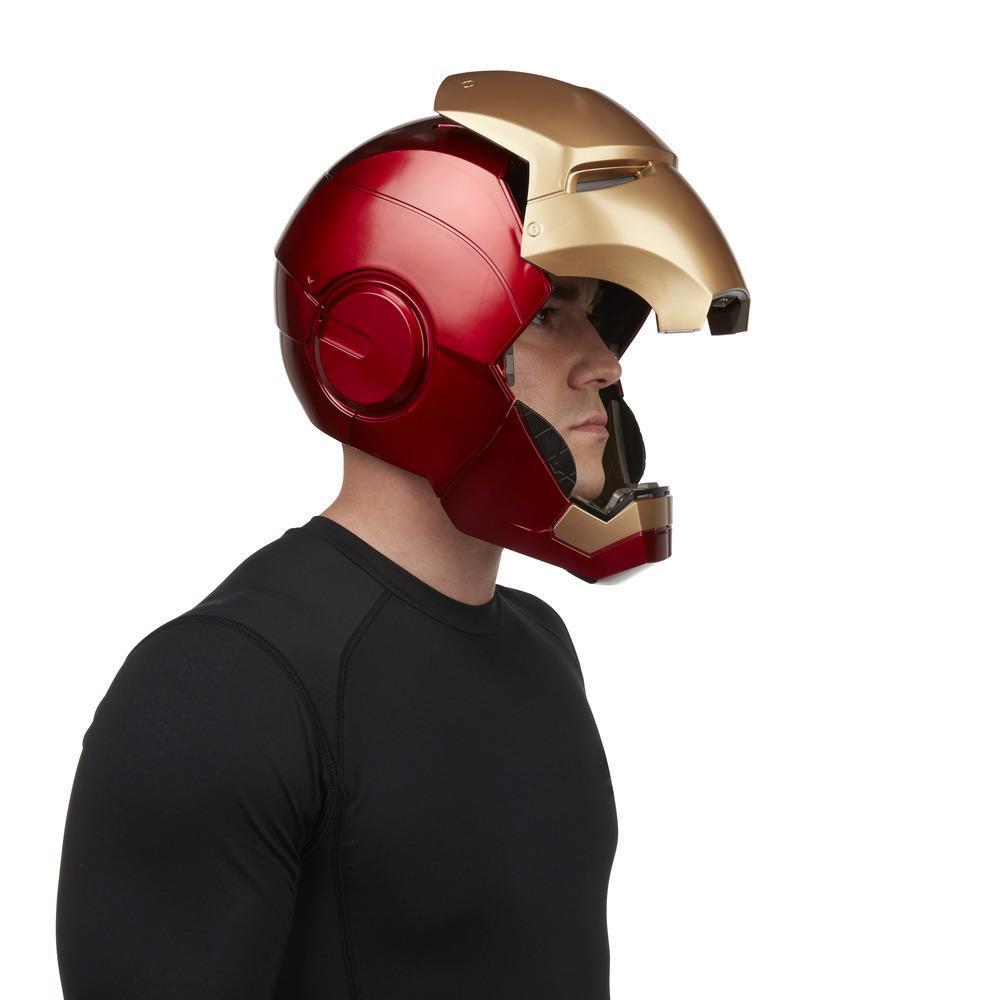 Lego 2018 Marvel >> Marvel Legends Iron Man Electronic Helmet