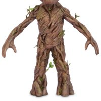 Marvel Masterworks Collection Groot Puppet Detail