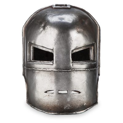 Marvel Masterworks Iron Man Mark I Helmet Film Prop Duplicate