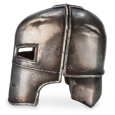 Marvel Masterworks Iron Man Mark I Helmet Limited Edition Film Prop Duplicate