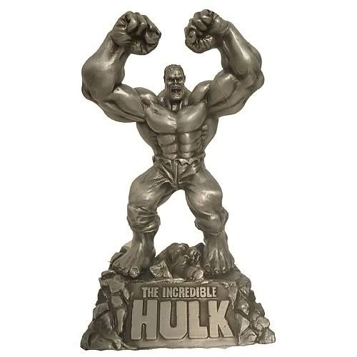 Marvel Miniature Alliance Hulk Pewter Edition Figurine