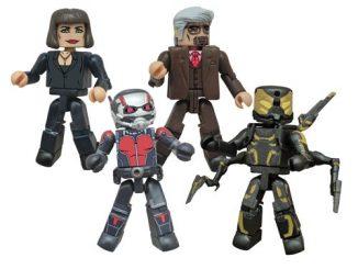 Marvel Minimates Ant-Man Movie Box Set
