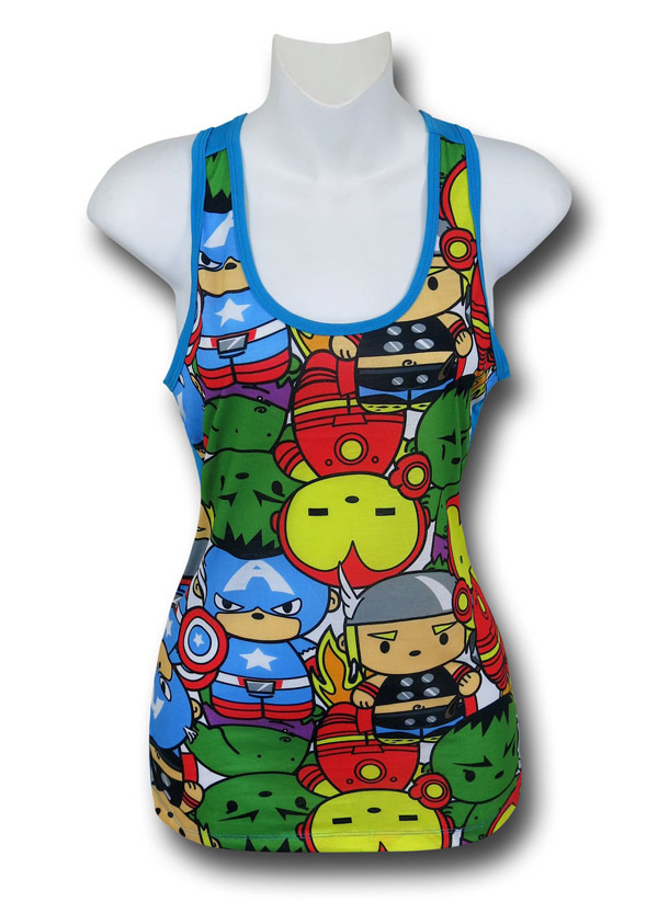 Marvel Minis Tank Top
