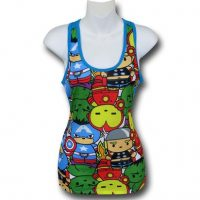 Marvel Minis Womens Tank Top