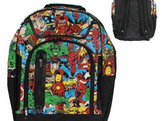 Marvel Multi-Character Backpack