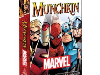 Marvel Munchkin Game
