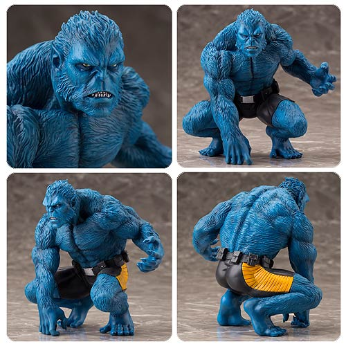 Marvel Now X-Men Beast ArtFX Statue small