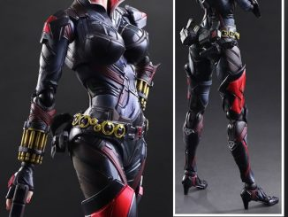Marvel Play Arts Variant Black Widow Action Figure