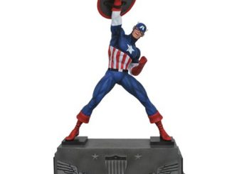 Marvel Premier Collection Captain America Statue