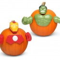 Marvel Pumpkin Push-In Kit