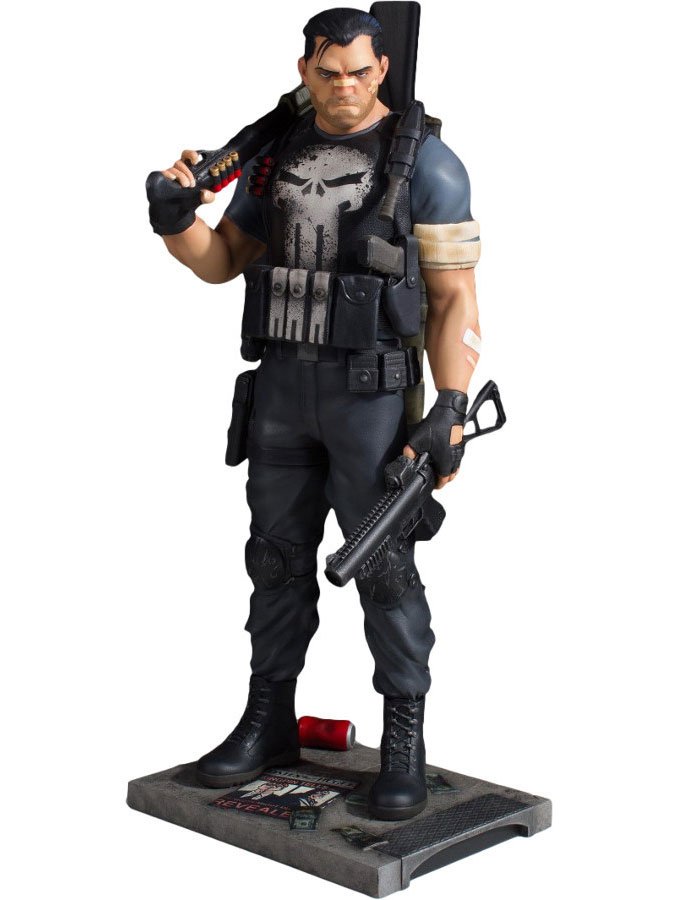 Marvel Punisher Collector's Gallery Statue