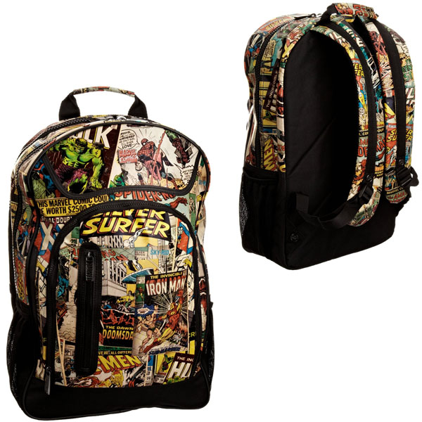Marvel Retro Collection Backpack