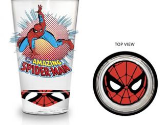 Marvel Retro Spider-Man Shatter-Proof Spider-Man Cup