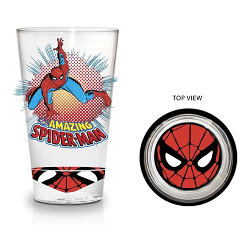 Marvel Retro Spider-Man Shatter-Proof Spider-Man Cup