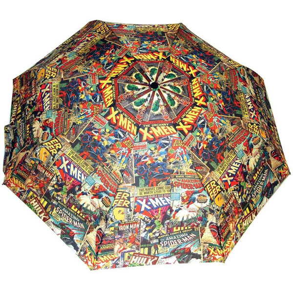 Marvel Retro Umbrella