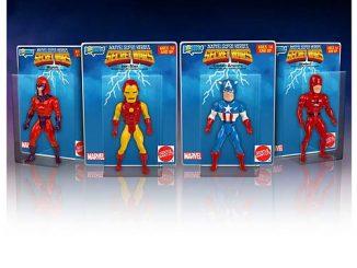 Marvel Secret Wars Micro Bobble Heads Series 2 Set