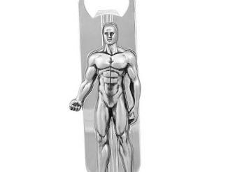 Marvel Silver Surfer Bottle Opener