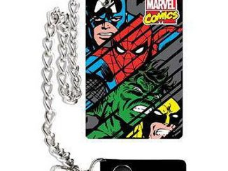 Marvel Slash Chain Wallet