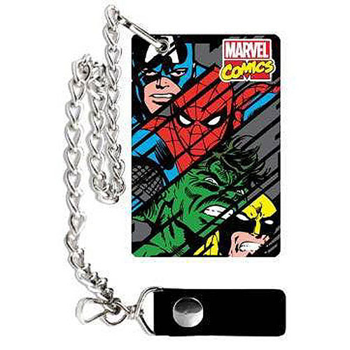 Marvel Slash Chain Wallet