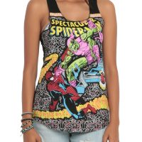 Marvel Spectacular Spider-Man Issue 200 Girls Tank Top