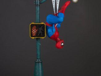 Marvel Spider-Man Collector Gallery Statue