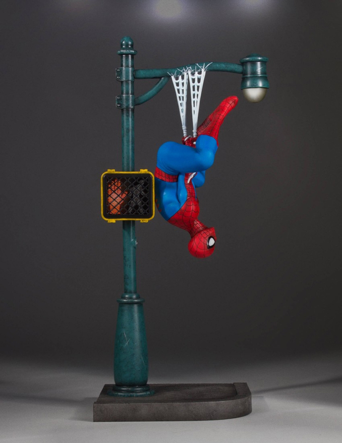 Marvel Spider-Man Collector Gallery Statue