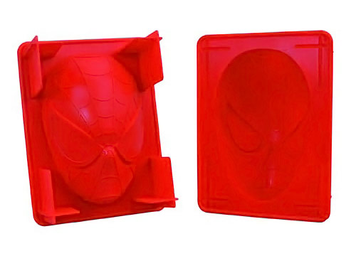 Marvel Spider-Man Gelatin Mold
