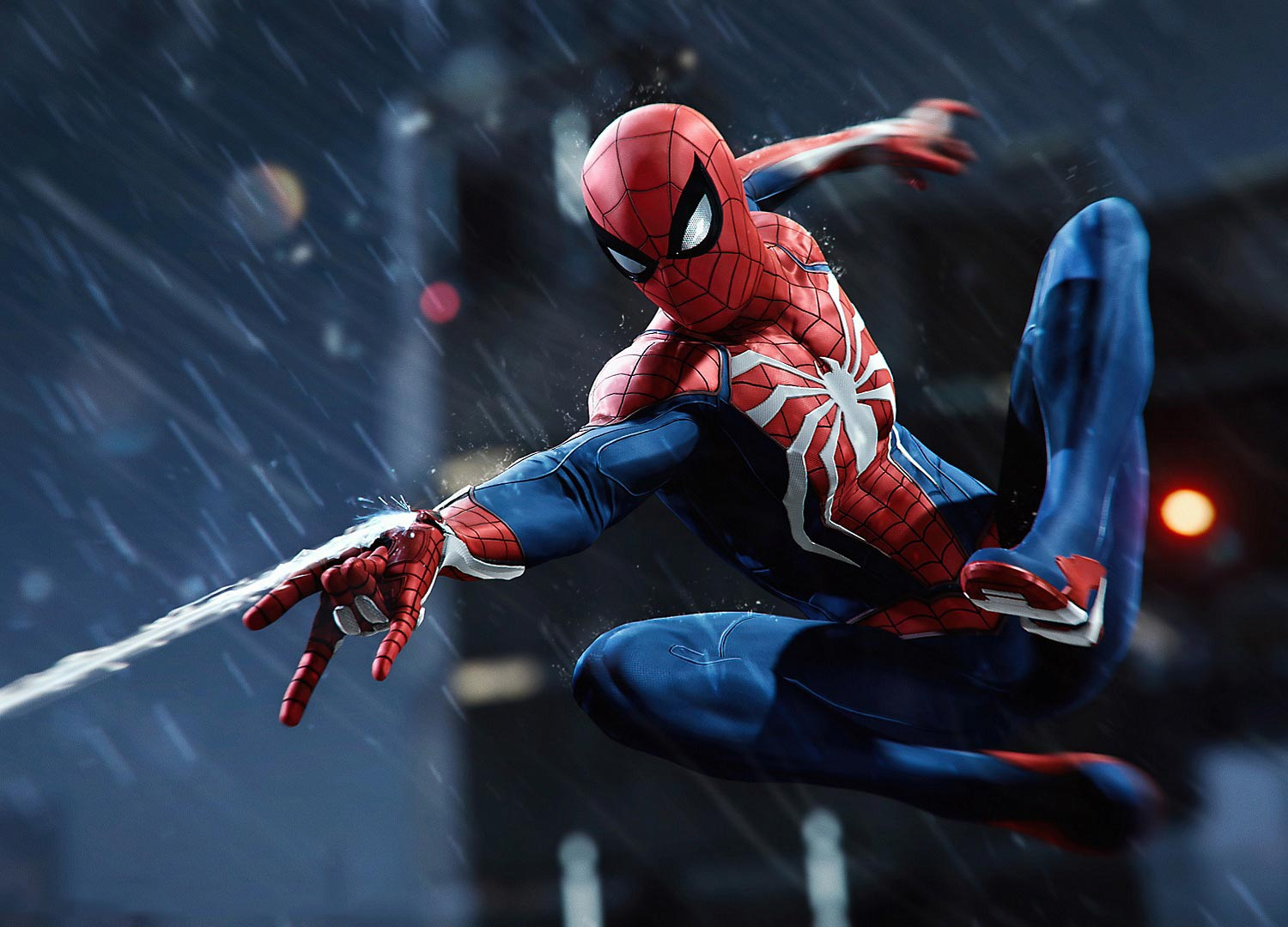 Spider-Man PS4 launch trailer swings online