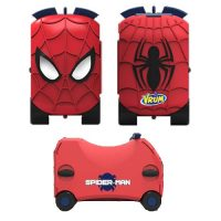 Marvel Spider-Man VRUM Ride-On Toy Box