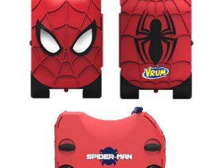 Marvel Spider-Man VRUM Ride-On Toy Box