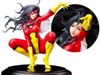 Marvel Spider-Woman Bishoujo Statue