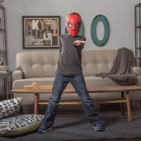 Marvel Spiderman Spider Sight Mask