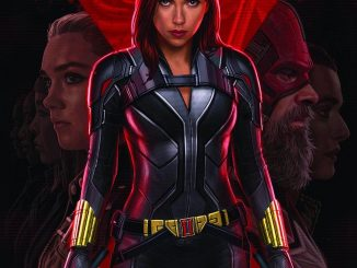 Marvel Studios Black Widow Teaser Poster