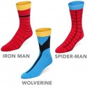 Marvel Superhero Socks