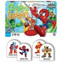 Marvel Superhero Squad Chutes and Ladders Game