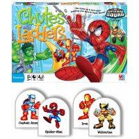 Marvel Superhero Squad Chutes and Ladders Game