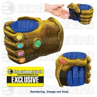 Marvel Thanos Infinity Gauntlet 11 oz. Prop Replica Molded Mug