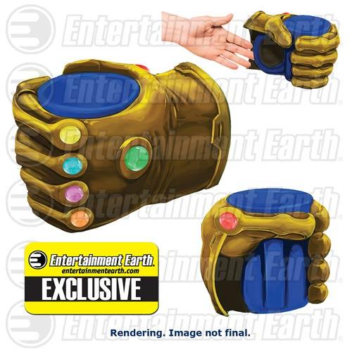 Marvel Thanos Infinity Gauntlet 11 oz. Prop Replica Molded Mug