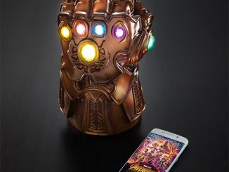 Marvel Thanos Infinity Gauntlet Mood Lamp
