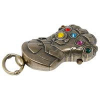 Marvel Thanos Infinity Gauntlet Pocket Watch