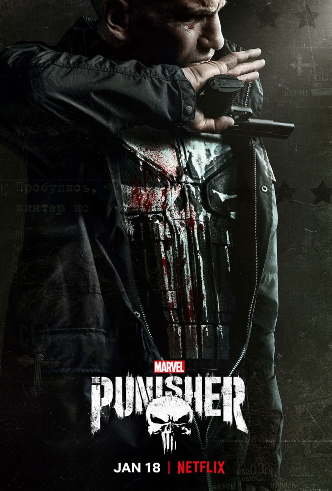 Marvel The Punisher Season 2 Poster