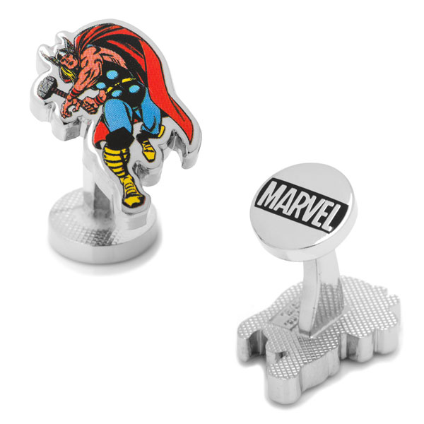 Marvel Thor Action Cufflinks