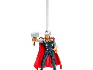 Marvel Thor Ornament