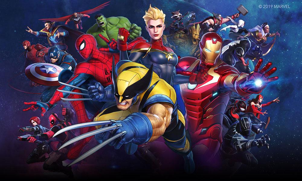 Marvel Ultimate Alliance 3 The Black Order Trailer